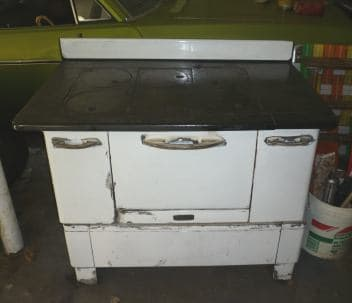 Russo wood stove - Yakaz For sale