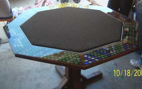 How to build a bottle cap beer pong table, page 2