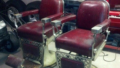 The Average Cost Of Restoration Is Around $1700 For Chrome Refinishing And  Repair, And $300 For Reupholstering For A Total Of $2000 Per Chair, Not  Including ...