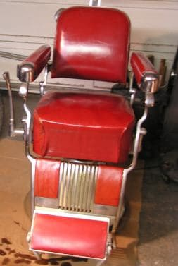 Click thumbnails for stories and larger graphics & Barber Chair Restoration Qu0026Au0027s and Successes