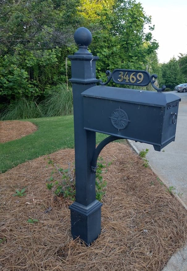 What Paint Do I Use On A Metal Mailbox