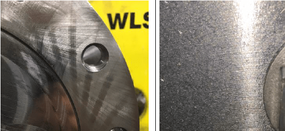 How To Measure Diameter >> Measuring/specifying surface finish on Circular Lay Pattern