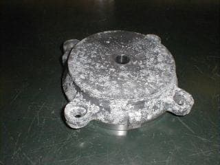 Oxidation On Aluminium Pressure Die Castings