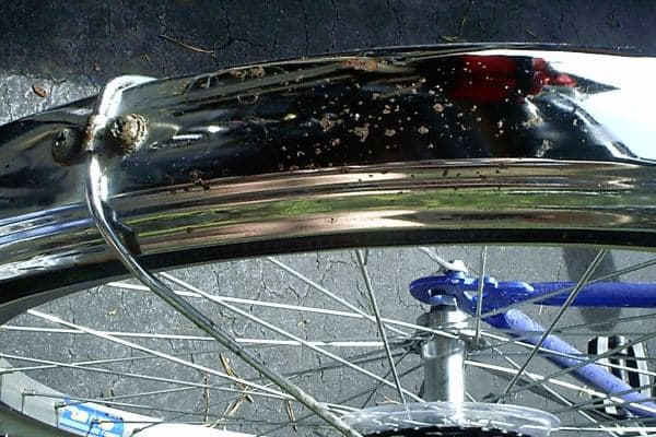 Bad Chrome Plating From China