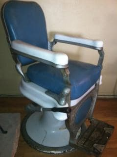 Koch barber chair 2